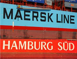 Maersk Line linked to Hamburg Süd acquisition