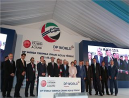 DP World Yarimca To be Inaugurated In Turkey