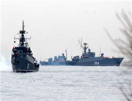 اعزام کشتی جنگی آمریکا به دریای سیاه