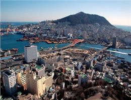 Busan Port Container Throughput Breaks Historical Record