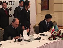 تاسیس شرکت مشترک میان کشتیرانی جمهوری اسلامی ایران و راه آهن قزاقستان