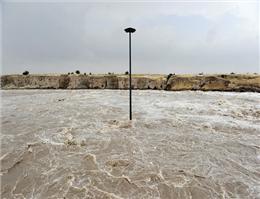 ازسرگیری تردد شناورها در آبراه بهمنشیر آبادان