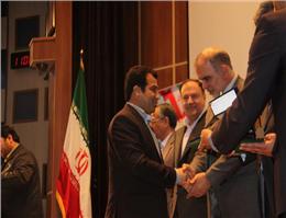 تقدیر از کشتیرانی و خدمات صیادی تندیس خلیج فارس بوشهر