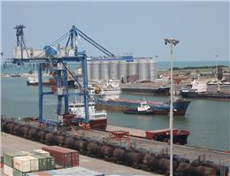سامانه سنجش مواد پرتوزا در بندر امیرآباد راه اندازی شد