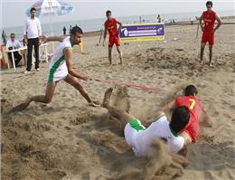 آغاز اردوی تیم ملی کبدی ساحلی در چابهار