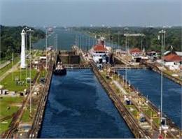 از سرگیری پروژه توسعه کانال پاناما