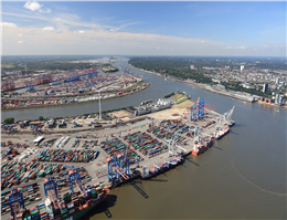 Port of Hamburg Getting Ready for Future Growth