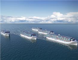 رشد 13 درصدی ناوگان دریایی دانمارك