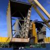 ساخت بزرگترین گنتری کرین جهان در برزیل
