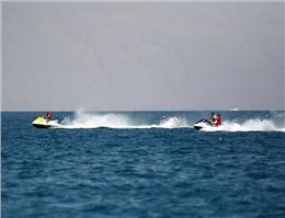 راه اندازی کلوپ ورزشهای دریایی در گلستان