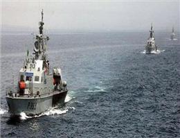 حراست از منافع دریای خزر توسط نیروی دریایی ارتش