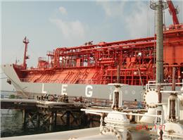 رشد 91 درصدی صادرات گاز مایع از بندر شهیدباهنر