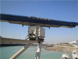 تعمیر و راه اندازی رادار یدک کش خلیج فارس 2