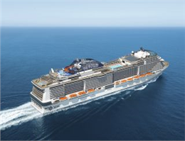 MSC Cruises Unveils Name of New Mega Cruise Ship