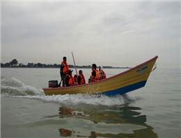 نوروز بی حادثه در سواحل بندر امیرآباد