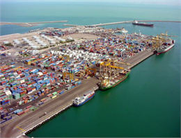The Growth of Container In Hormozgan Ports