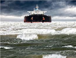 ناپدید شدن یک نفتکش با 22 خدمه در آبهای آفریقا