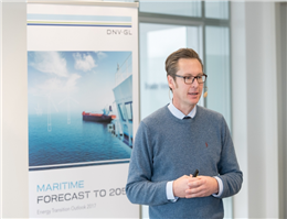 DNV GL Analyses Changing Energy Use to 2050