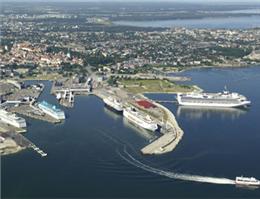 توسعه بندر استونی با افزایش آبخور