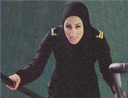 روایت اولین و تنها دختر دریانورد ایرانی