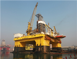 China Delivers Most Advanced Semi-Submersible