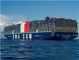 Total to Fuel CMA CGM