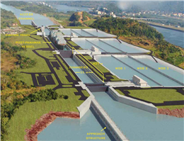 COSCO to Transit the Expanded Panama Canal