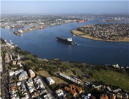 واگذاری بندر نیوکاسل استرالیا به بخش خصوصی