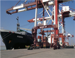 Container Shipping in Imam Port Receives Logistics Boost