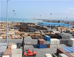رشد ٦٧ درصدی صادرات کالا از بندر نوشهر