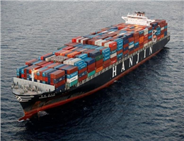 Hanjin Fallout Is Like Lehman for Shipping
