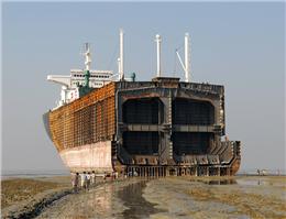 پاکستان قوانین اوراق کشتی های خود را تغییر داد