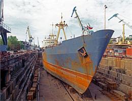 ساخت کشتیهای غول پیکر در جنوب آفریقا