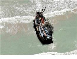 آزادی چهار ماهیگیر تایلندی پس از پنج سال