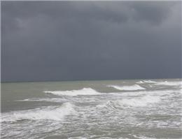 آماده باش سواحل خوزستان در پی بارندگی های شدید