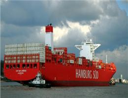 کشتیرانی مرسک قیمت خرید هامبورگ سود را اعلام کرد