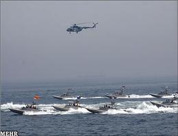 تجهیز نیروی دریایی سپاه به پیشرفته ترین ابزارهای دفاعی