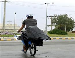 رکابزنی به مناسبت روز خلیجفارس