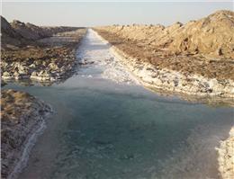 استحصال تنها 42 درصد از آبهای سطحی سیستان