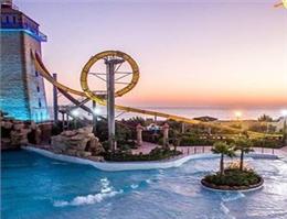 افتتاح منحصر به فردترین پارک آبی روباز کشور در جزیره کیش