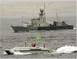باید با تکنولوژی جهانی دریایی پیش برویم