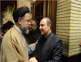 همدردی وزیر اطلاعات با مدیرعامل کشتیرانی جمهوری اسلامی