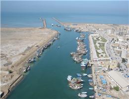 راه اندازی خط کشتیرانی چین به بندرگناوه