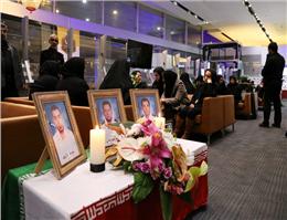 آغاز مراسم بازگشت پیکر سه شهید سانچی به وطن/مراسم تشییع در نماز جمعه این هفته تهران