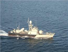 رزمایش مشترک دریایی ایران و پاکستان برگزارشد
