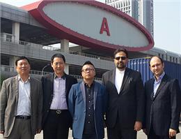 افتتاح نمایندگی جذب بار کشتیرانی در بنادر خشک چین