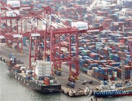 صادرات کره جنوبی افزایش می یابد