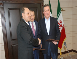 Iran and Kazakhstan set up a Joint Venture Company