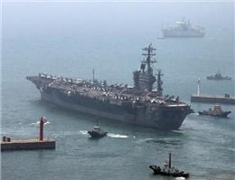 کشتی های جنگی روسیه از شانگهای رفتند