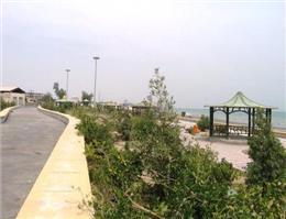 پارک های ساحلی بندرعباس میزبان گردشگران